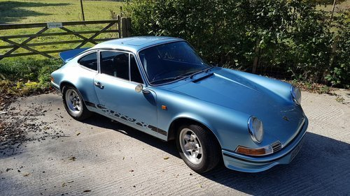 1980 Porsche 911 RS Recreation For Sale