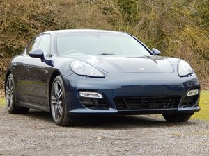 2012 Porsche Panamera GTS 4.8 V8 PDK For Sale
