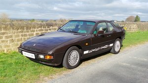 1981 Porsche 924 Turbo series 2 For Sale