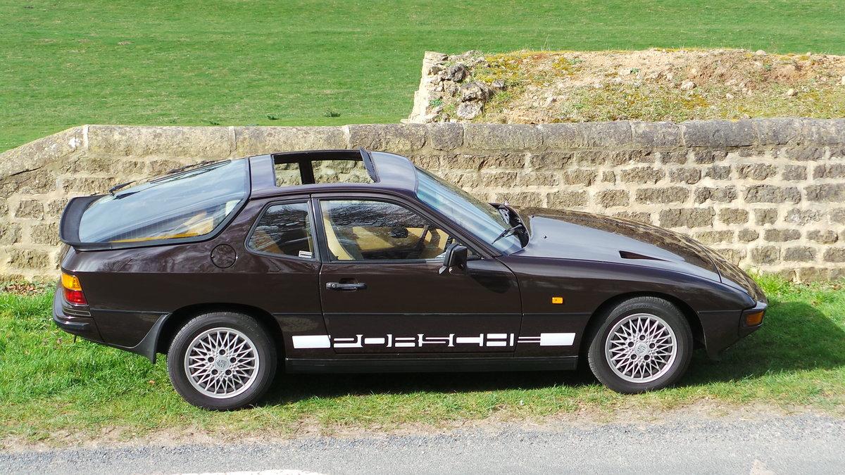 1981 Porsche 924 Turbo series 2 For Sale (picture 2 of 6)