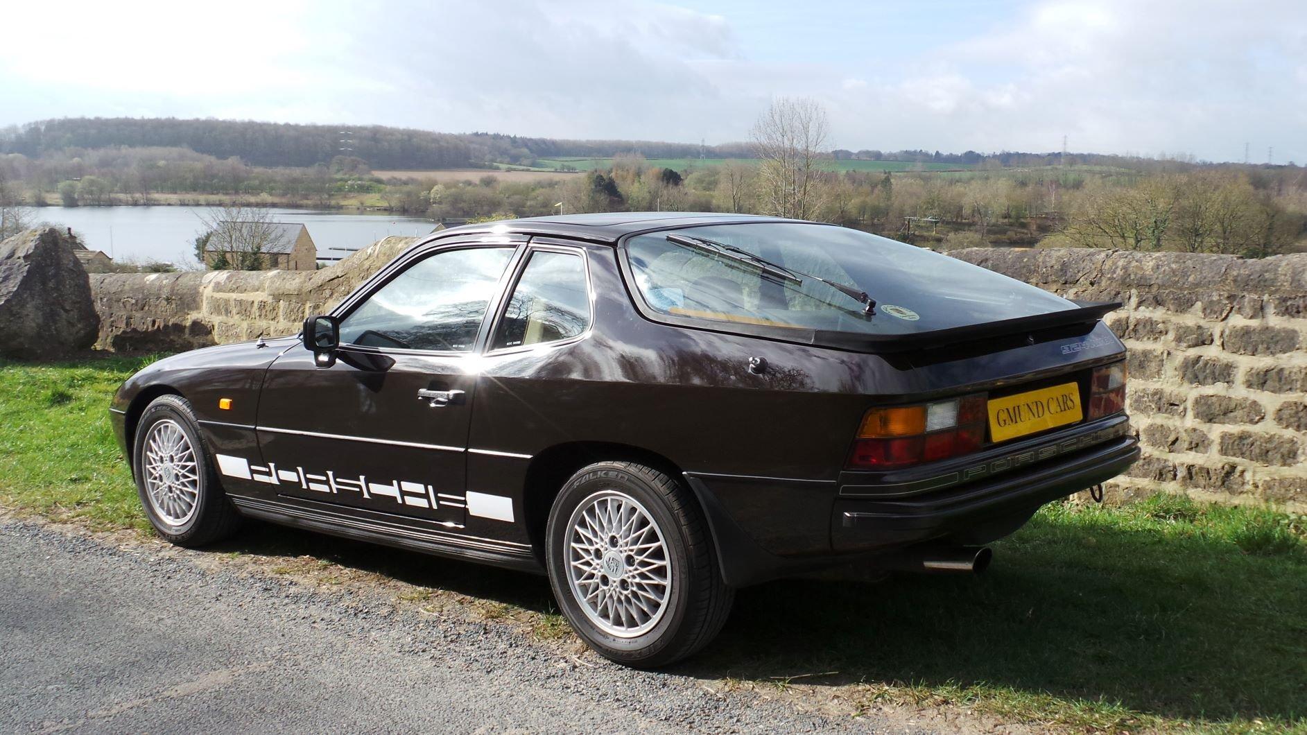 1981 Porsche 924 Turbo series 2 For Sale (picture 3 of 6)