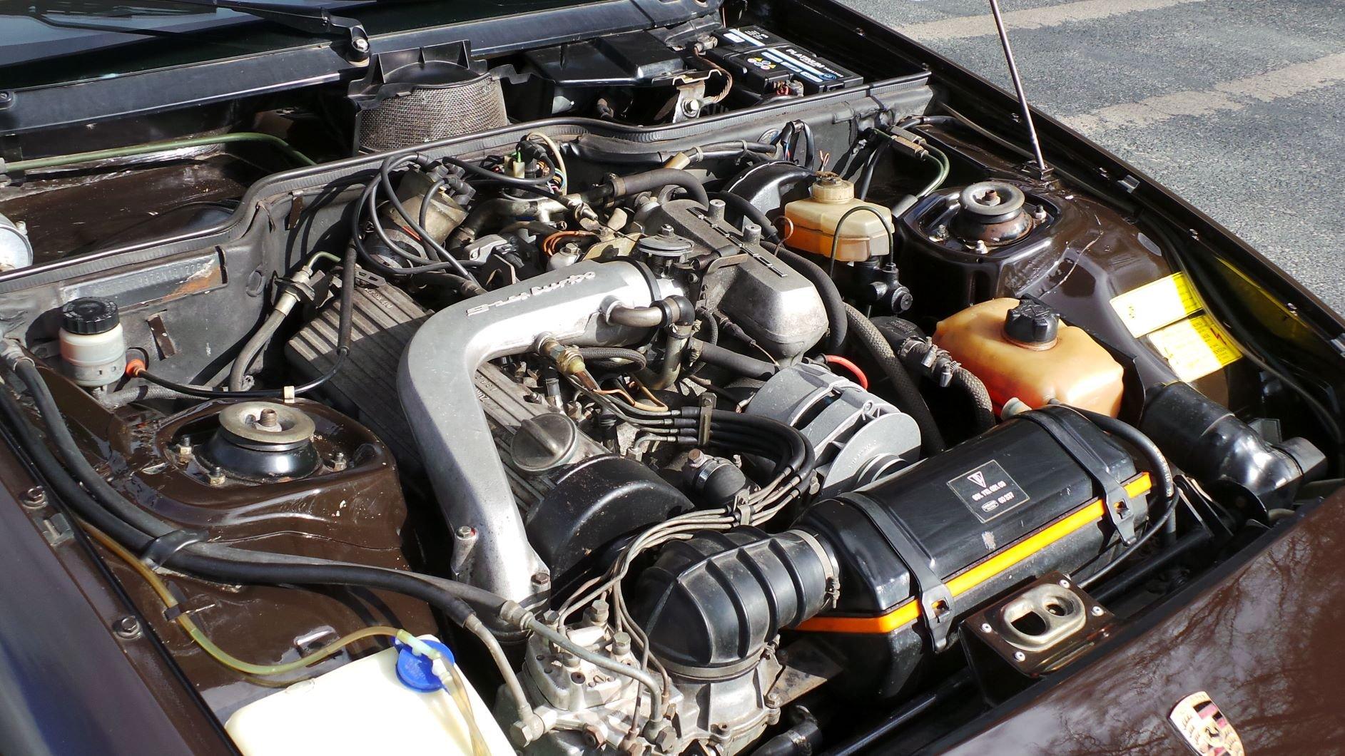 1981 Porsche 924 Turbo series 2 For Sale (picture 4 of 6)