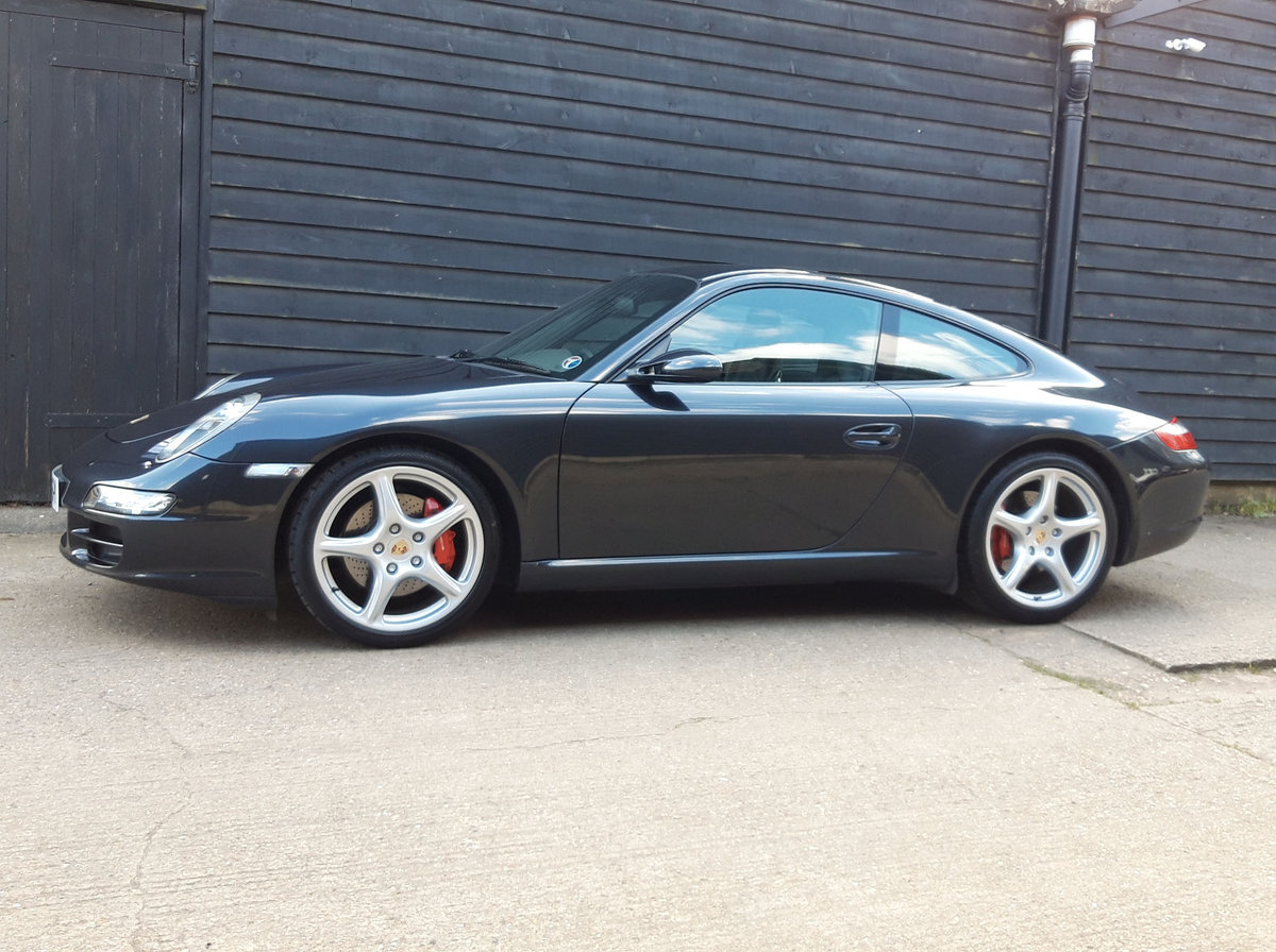 2005 PORSCHE 911/997 3.8 CARRERA 2S COUPE Tiptronic S SOLD (picture 1 of 6)