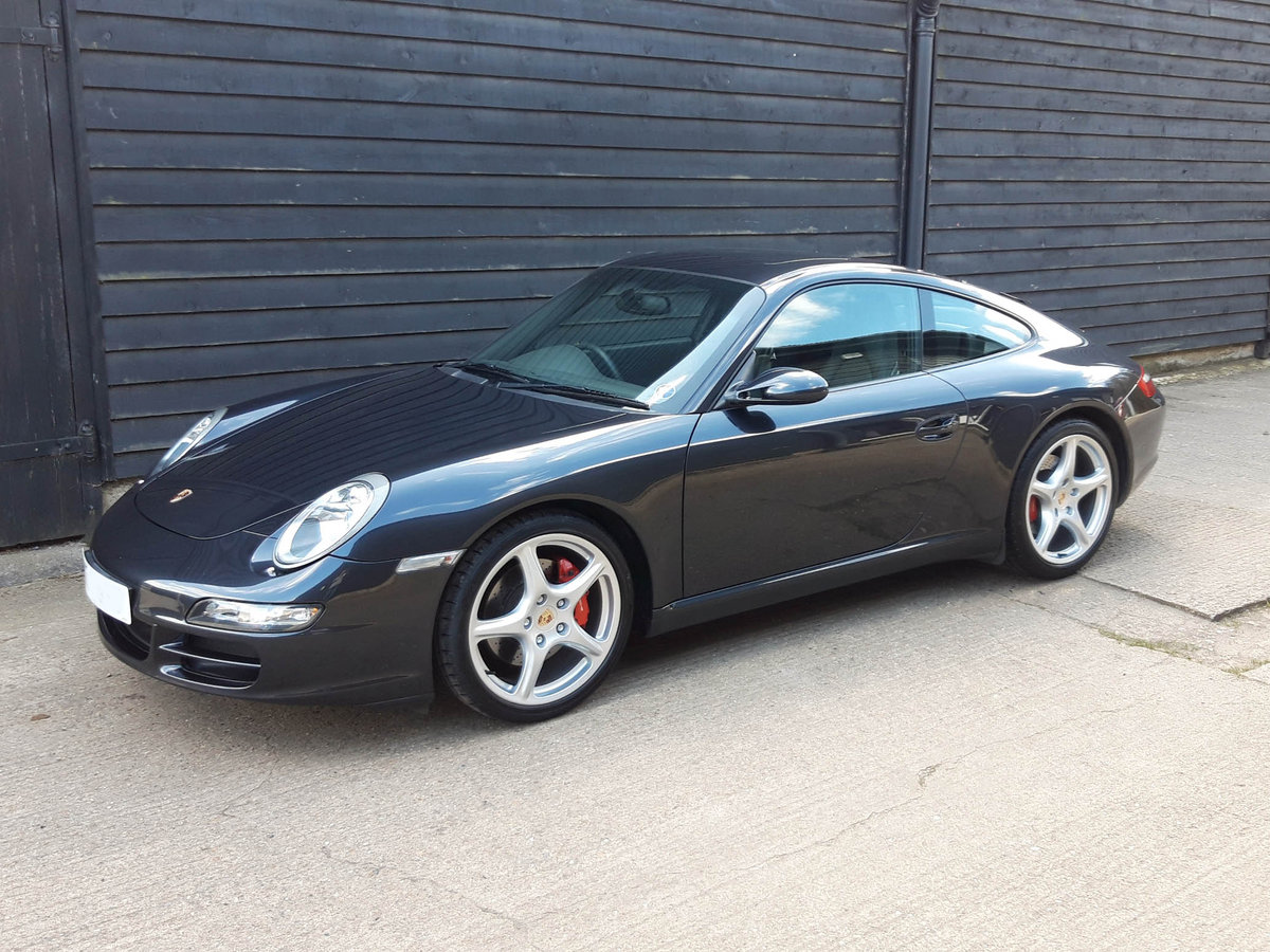 2005 PORSCHE 911/997 3.8 CARRERA 2S COUPE Tiptronic S SOLD (picture 3 of 6)