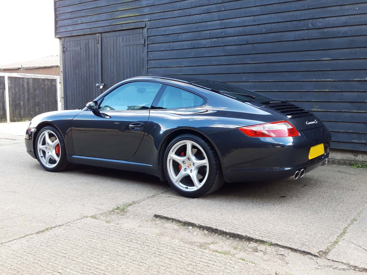 2005 PORSCHE 911/997 3.8 CARRERA 2S COUPE Tiptronic S SOLD (picture 5 of 6)