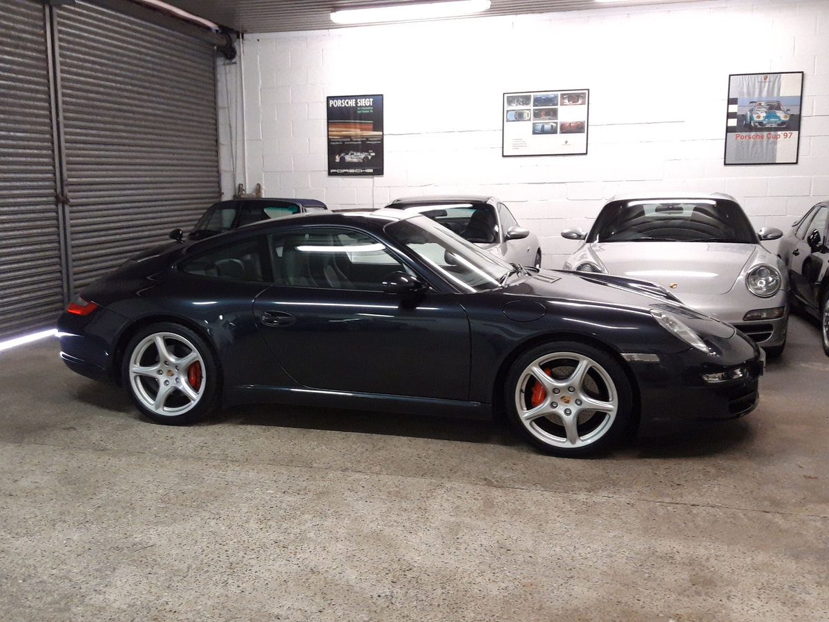 2005 PORSCHE 911/997 3.8 CARRERA 2S COUPE Tiptronic S SOLD (picture 6 of 6)