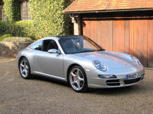 2007 Porsche 911 (997) 3.8 Targa 4S With Only 38,000 Miles For Sale