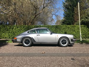 911 SC Silver 1980 For Sale