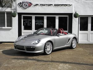 Picture of 2008 Porsche Boxster RS60 Spyder ONLY 49000 Miles 2 Owners! SOLD