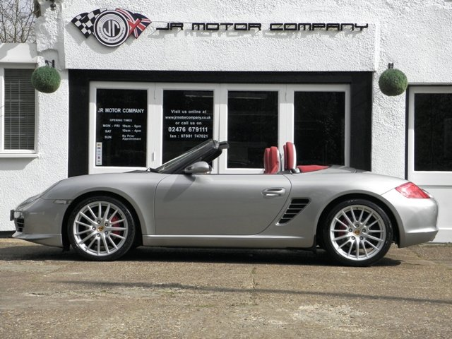 2008 Porsche Boxster RS60 Spyder ONLY 49000 Miles 2 Owners! SOLD (picture 2 of 6)