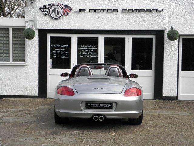 2008 Porsche Boxster RS60 Spyder ONLY 49000 Miles 2 Owners! SOLD (picture 4 of 6)