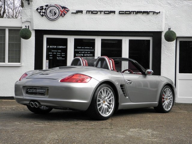 2008 Porsche Boxster RS60 Spyder ONLY 49000 Miles 2 Owners! SOLD (picture 5 of 6)