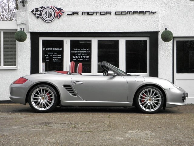2008 Porsche Boxster RS60 Spyder ONLY 49000 Miles 2 Owners! SOLD (picture 6 of 6)
