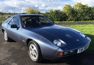 1982 ONE OF THE LAST ORIGINAL MODEL 928 4.5 CARS REGISTERED For Sale
