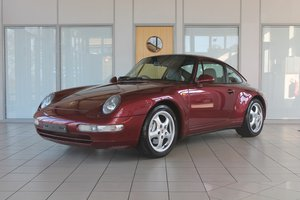 1996 011 (993) 3.6 Varioram Carrera 4 coupe For Sale