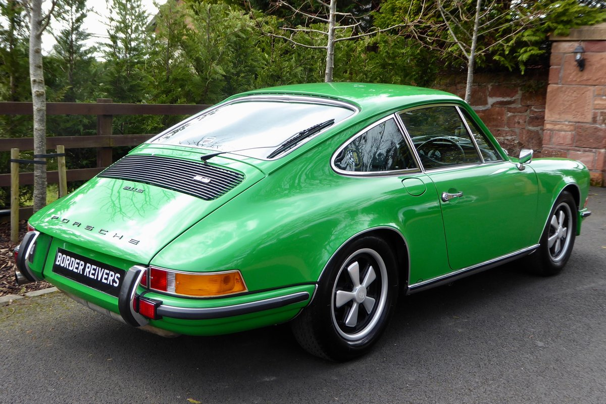 1972 Porsche 911T RHD Low miles, Low owners Superb SOLD (picture 2 of 6)