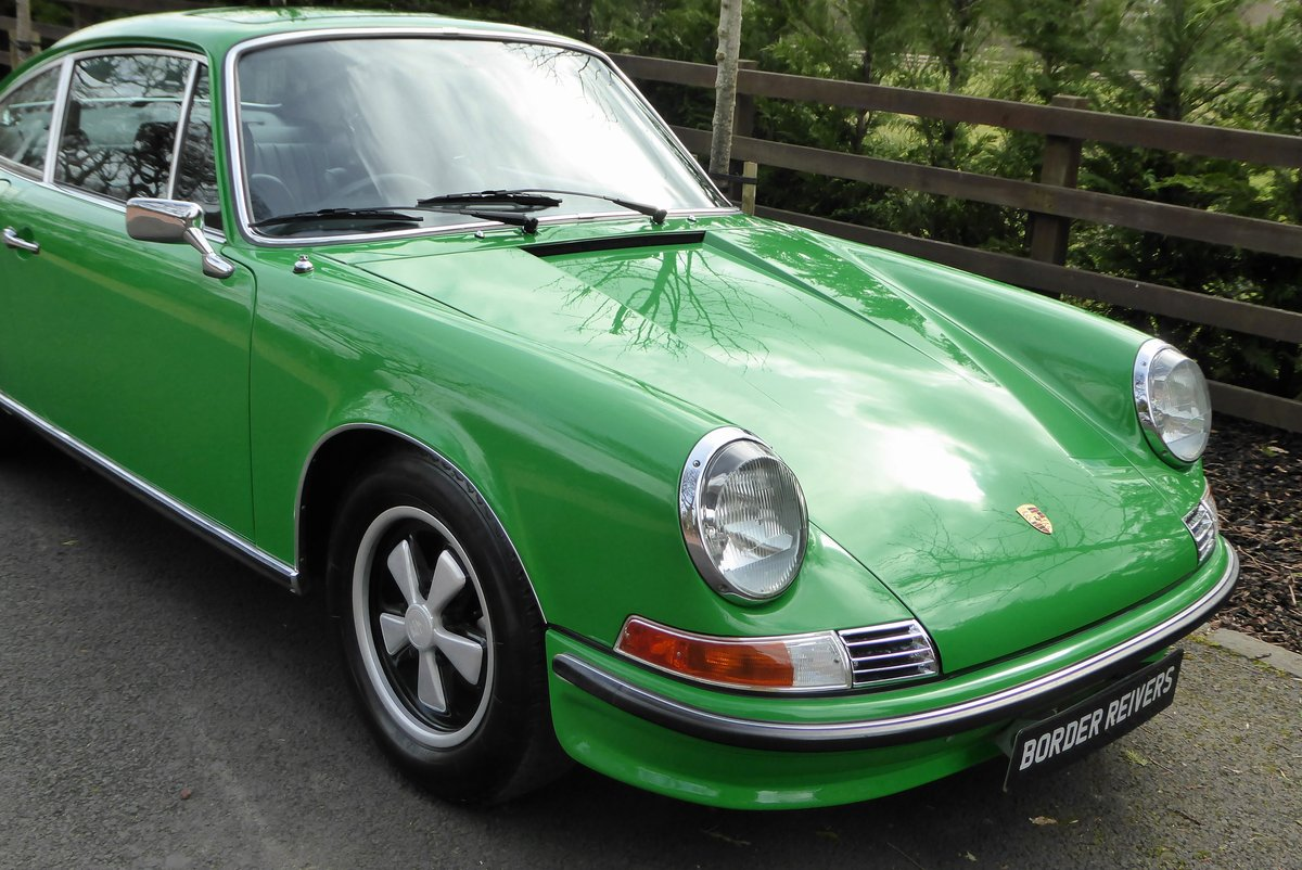 1972 Porsche 911T RHD Low miles, Low owners Superb SOLD (picture 6 of 6)