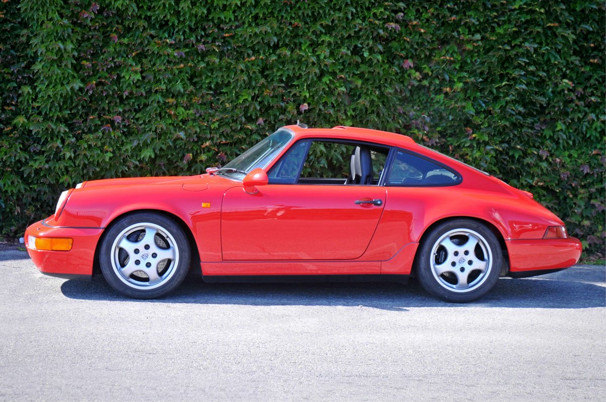 1992 Porsche 964 Carrera 2 For Sale (picture 1 of 6)