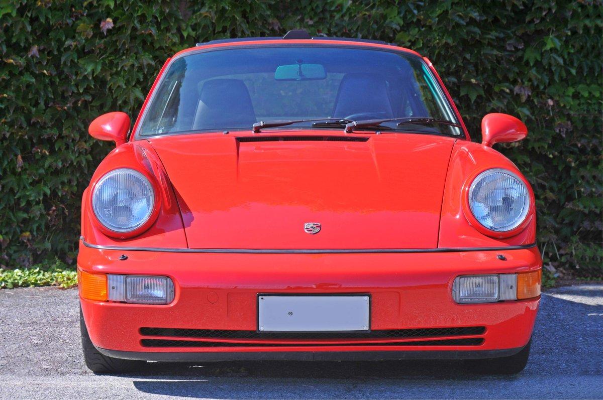 1992 Porsche 964 Carrera 2 For Sale (picture 2 of 6)