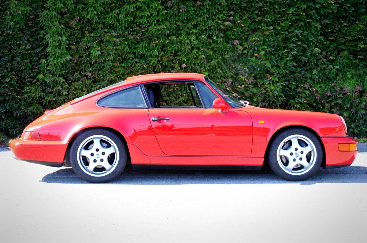 1992 Porsche 964 Carrera 2 For Sale (picture 3 of 6)