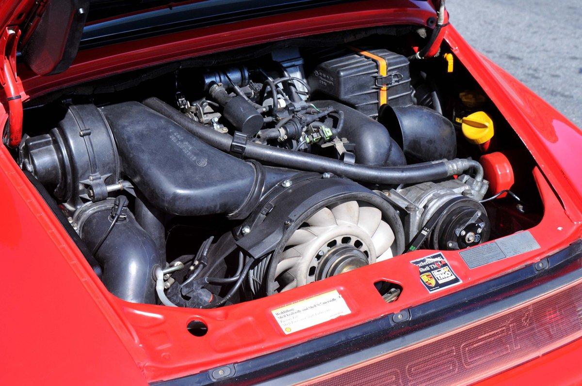 1992 Porsche 964 Carrera 2 For Sale (picture 5 of 6)