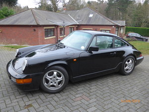 1990 Porsche 964 C2 Manual Coupe
