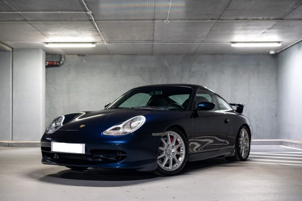 2000 Porsche 996 GT3 Coupe For Sale (picture 1 of 1)