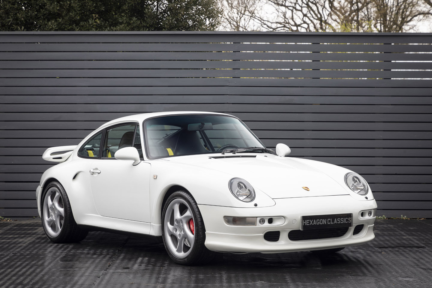 1996 Porsche 993 TURBO FACTORY X50/X79 PACKS !! LHD For Sale (picture 1 of 6)