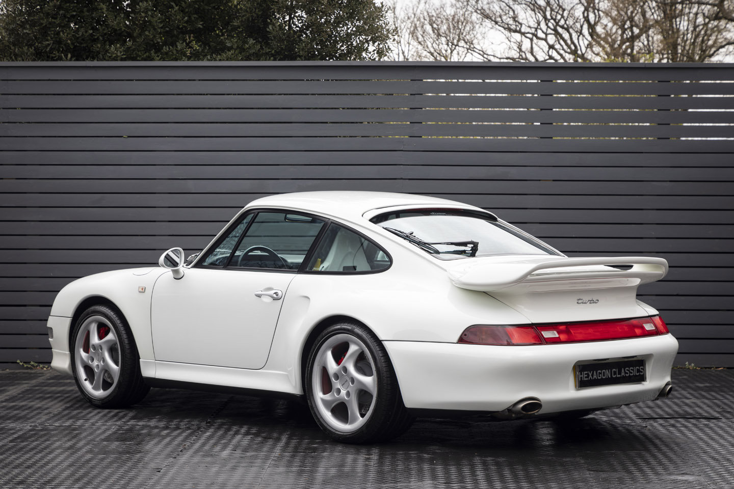 1996 Porsche 993 TURBO FACTORY X50/X79 PACKS !! LHD For Sale (picture 2 of 6)