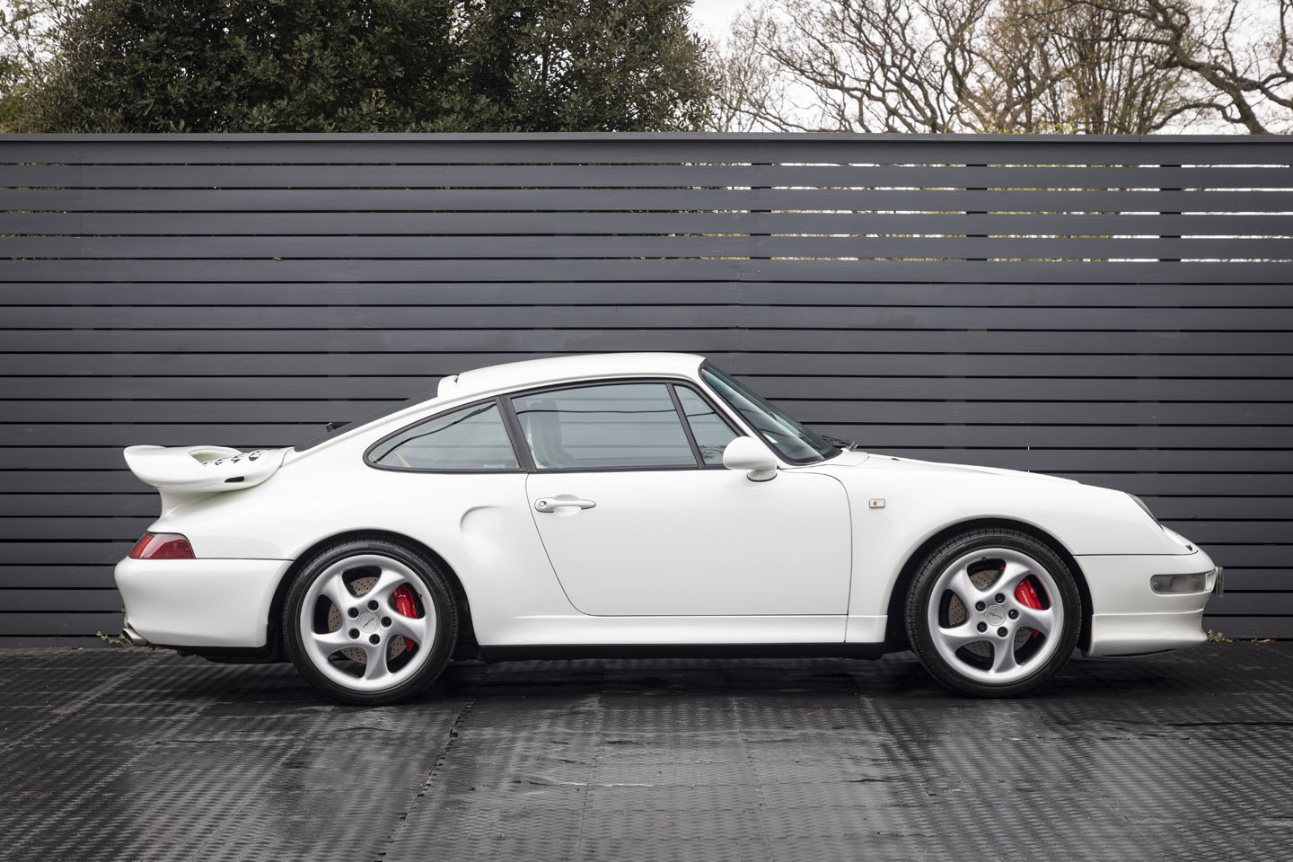 1996 Porsche 993 TURBO FACTORY X50/X79 PACKS !! LHD For Sale (picture 3 of 6)