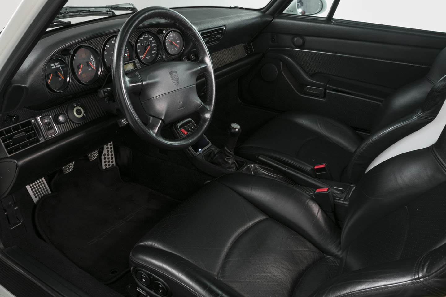 1996 Porsche 993 TURBO FACTORY X50/X79 PACKS !! LHD For Sale (picture 4 of 6)
