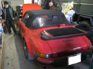 1985 Porsche 911 Carrera cabrio For Sale