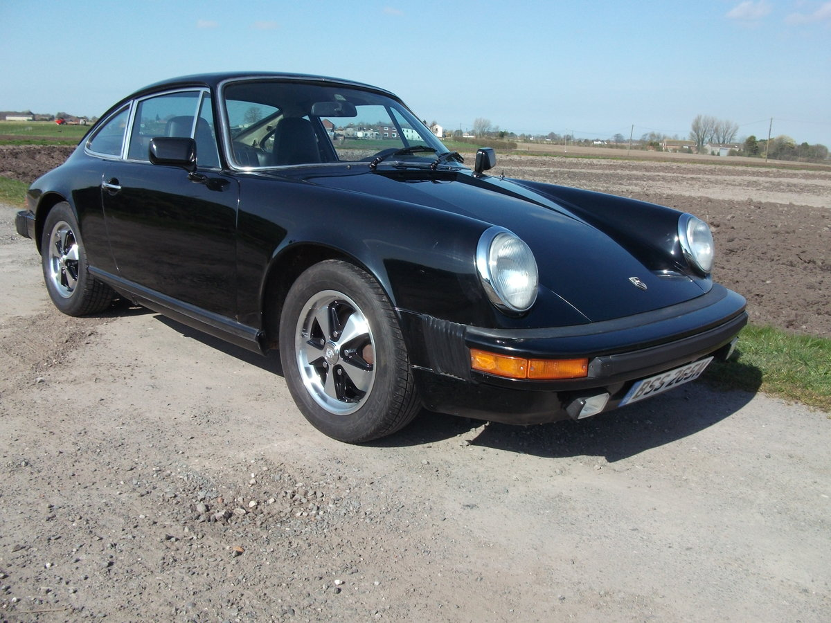 1974 Porsche 911 2.7 Coupe For Sale (picture 1 of 6)