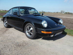 1974 Porsche 911 2.7 Coupe For Sale