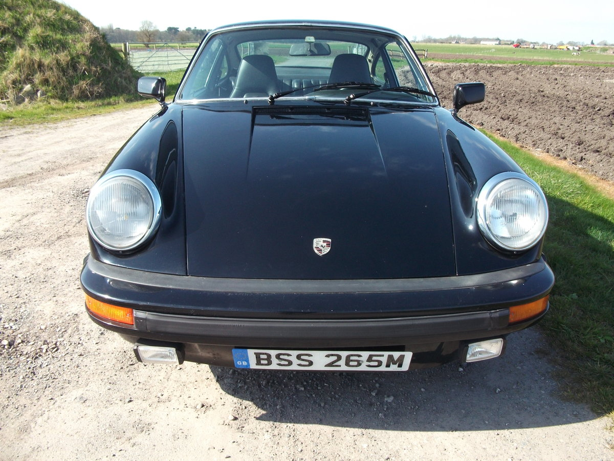 1974 Porsche 911 2.7 Coupe For Sale (picture 2 of 6)