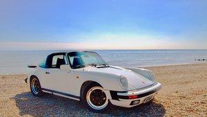 Porsche 911  Carrera 3.2 Targa Sport 1985 For Sale