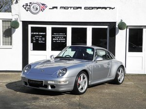 Picture of 1996 Porsche 911 993 Carrera 4S Manual Coupe  SOLD