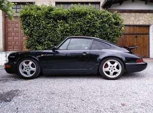 1991 911 CARRERA 2 (964) matching numbers  For Sale