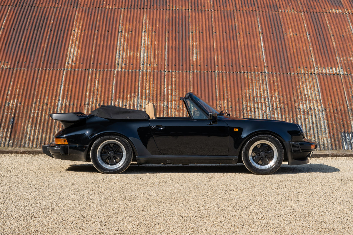 1988 Porsche 911 3.2 Carrera Supersport Cabriolet - 1 of 37 C16's For Sale (picture 3 of 6)