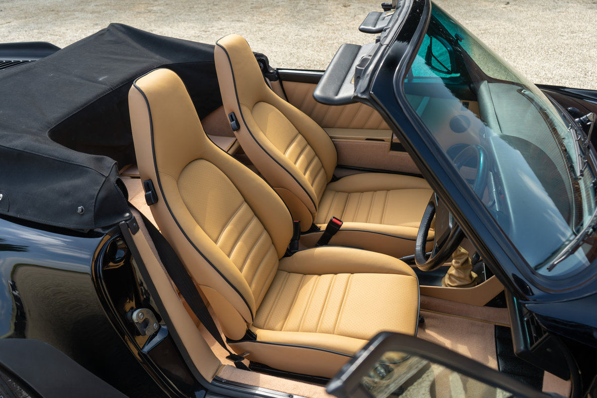 1988 Porsche 911 3.2 Carrera Supersport Cabriolet - 1 of 37 C16's For Sale (picture 5 of 6)