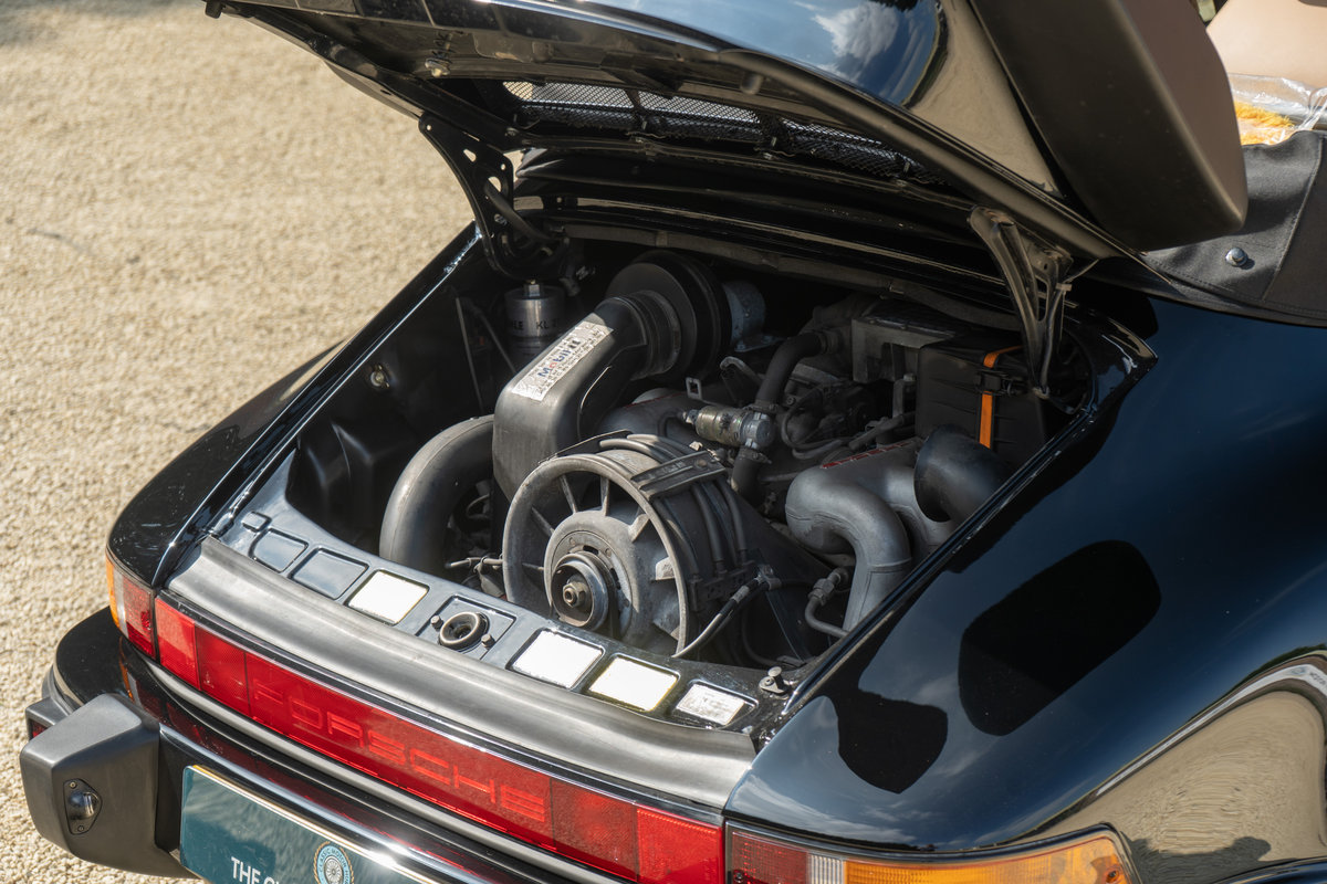1988 Porsche 911 3.2 Carrera Supersport Cabriolet - 1 of 37 C16's For Sale (picture 6 of 6)