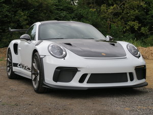 2018 Porsche 991.2 GT3 RS Weissach VAT Qualifying