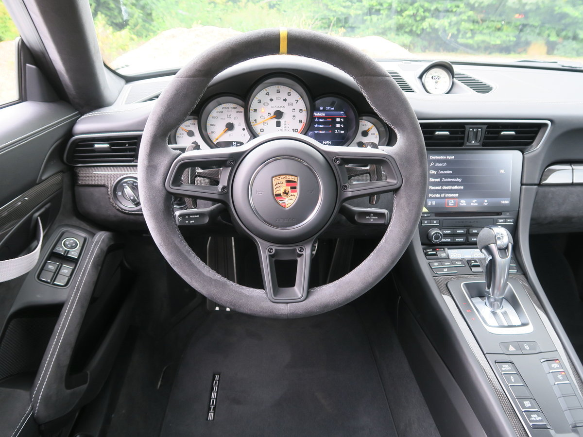 2018 Porsche 991.2 GT3 RS Weissach VAT Qualifying For Sale (picture 6 of 6)