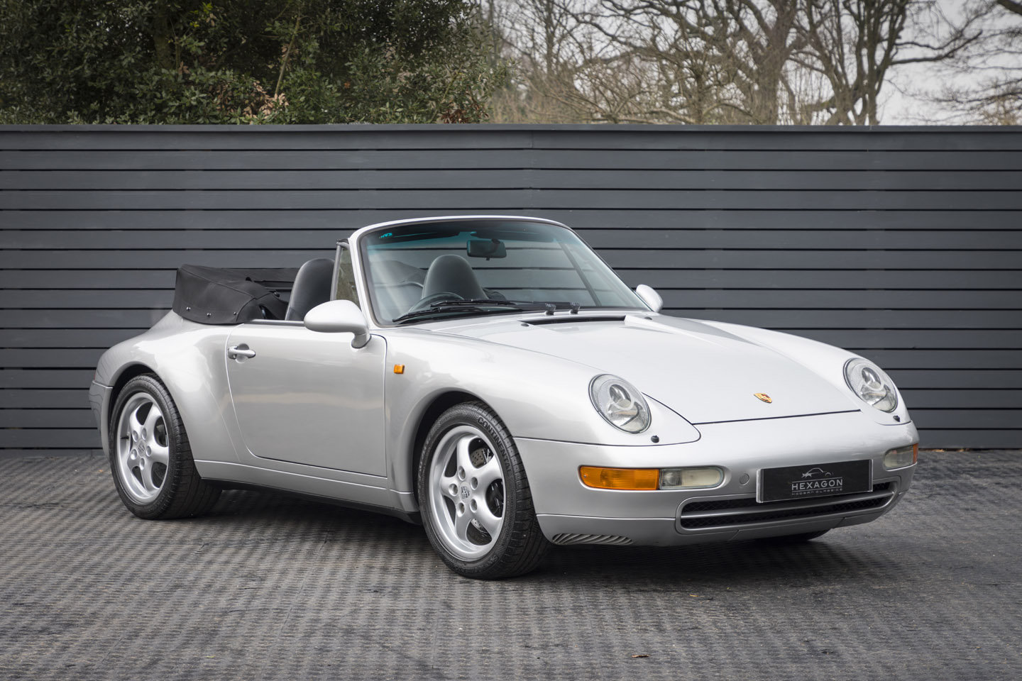 1997 PORSCHE 911 (993) CARRERA 2 ONLY 24,700 MILES SOLD (picture 1 of 6)