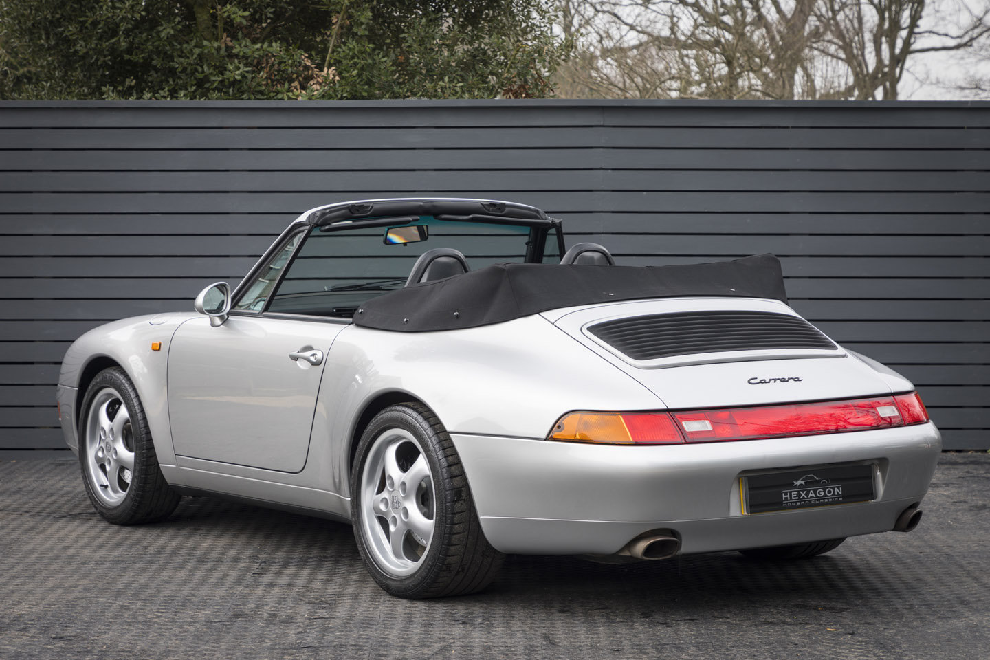 1997 PORSCHE 911 (993) CARRERA 2 ONLY 24,700 MILES SOLD (picture 2 of 6)