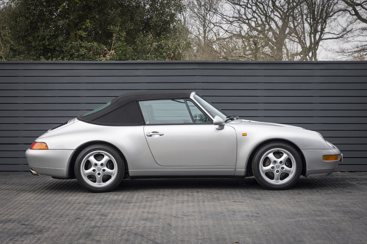 1997 PORSCHE 911 (993) CARRERA 2 ONLY 24,700 MILES SOLD (picture 3 of 6)