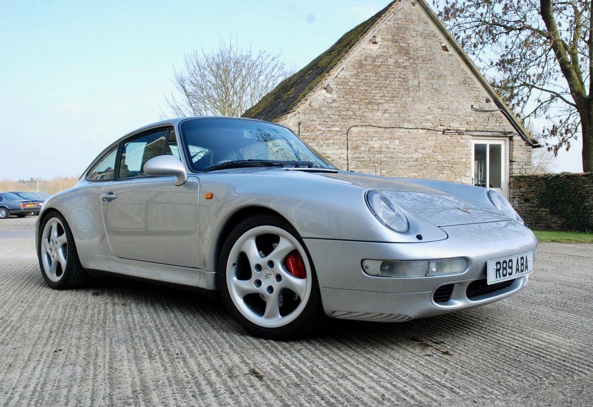 1998 Porsche 911 993 Carrera 4s For Sale (picture 2 of 6)