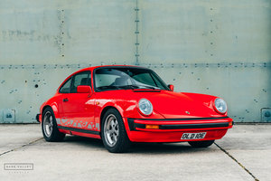1985 Porsche 911 3.2 Sport Coupe SOLD