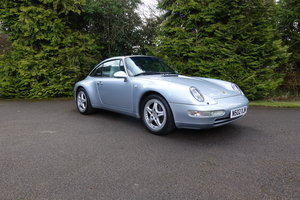 1996 Beautiful and rare 993 Targa in stunning condition & history For Sale