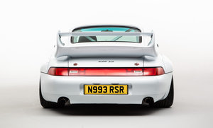 Picture of 1995 Porsche 993 RSR Registration  'N993 RSR'